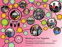 Working It Out Together: Pikangikum First Nation's Community