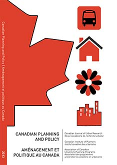 Canadian Planning and Policy Journal | CIP